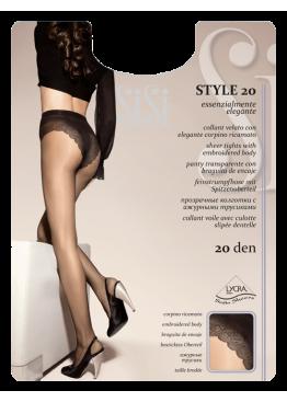 Луксозен чорапогащник SiSi Style 20