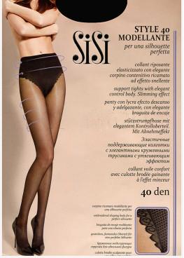 Луксозен моделиращ чорапогащник SiSi Style 40 MODELLANTE