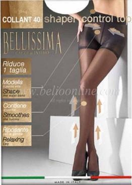 Оформящ чорапогащник Bellissima shaper control top 40