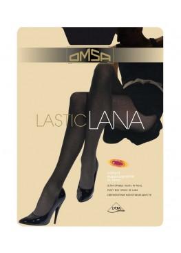 Omsa Lasticlana вълнен чорапогащник