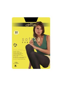 OMSA SOFT 50 Непрозиращ чорапогащник микрофибър