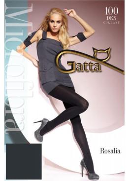 Плътен чорапогащник Gatta Rosalia 100 den