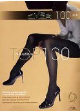 Плътен чорапогащник Omsa Top 100
