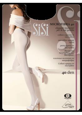 Плътен чорапогащник SiSi Microfibra 40