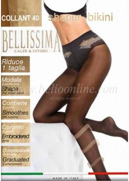 Стягащ чорапогащник Bellissima shaper bikini 40
