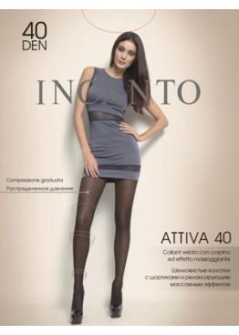 Стягащи чорапогащници INCANTO Attiva 40