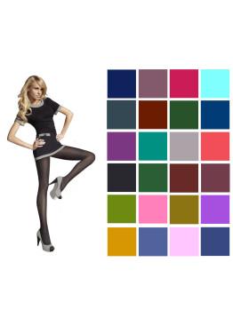 Цветни чорапогащи Gatta Rosalia 40