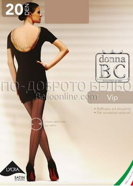 Чорапогащник с ръб Donna BC Vip