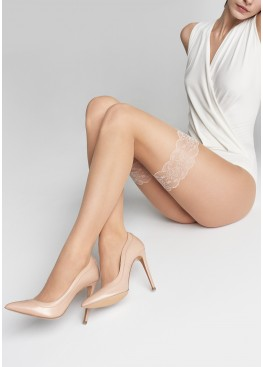 Чорапогащник имитиращ силиконови чорапи Marilyn Natti M07