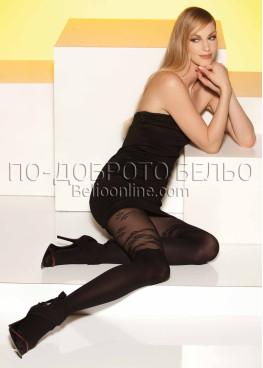 Фигурален чорапогащник Bellissima Chanel