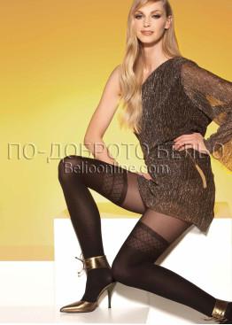 Чорапогащник имитация на 7/8 чорап с фигури Bellissima Kim