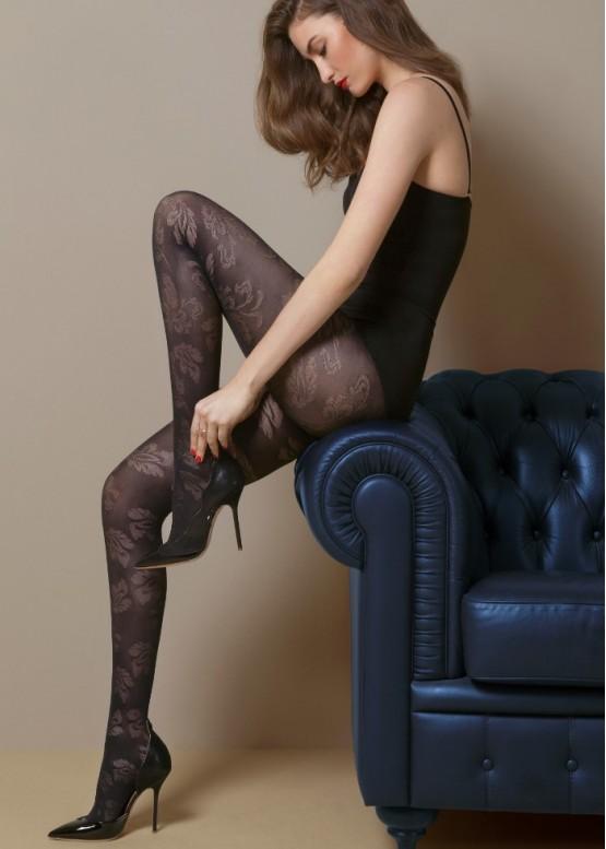 Фигурален чорапогащник Omsa Grace