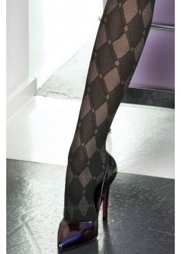 Фигурален чорапогащник Trasparenze armonica