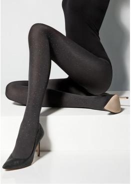 Луксозен чорапогащник  с брукатени нишки 5398