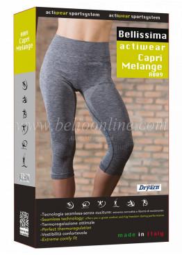 Дамски спортен клин за фитнес и спорт Bellissima 6027