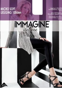Плътен клин Immagine Micro Legging 100 den