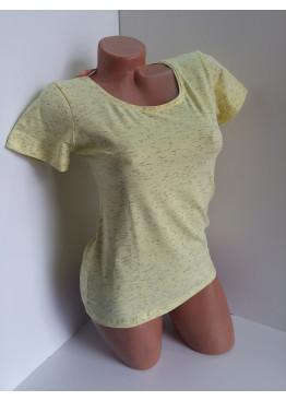 Дамска тениска с къс ръкав в различни цветове