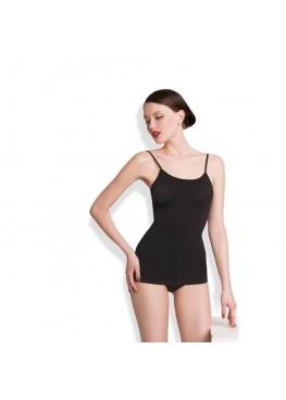 Дамски памучен корсаж с тънки презрамки 102