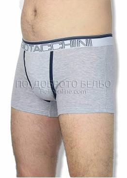 Мъжки памучен боксер SERGIO TACCHINI сив