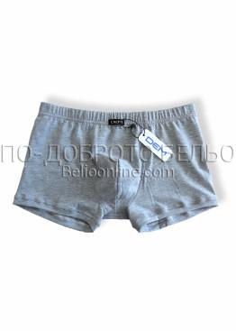 Мъжки боксерки памук Dem 2032 с облечен ластик