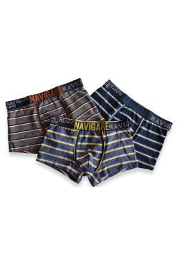 Мъжки боксерки с външен ластик NAVIGARE 650Z