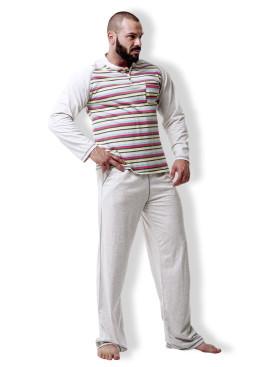 Мъжка пижама New Silhouette 6609