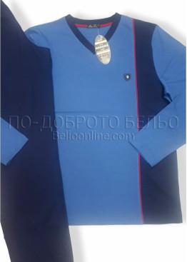 Мъжка пижама Иватекс 7502
