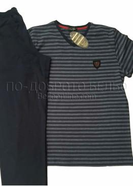 Мъжка пижама Иватекс 7188