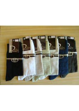 Луксозни мъжки памучни чорапи Дерби Перун