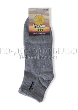 Мъжки чорапи с къс конч Тракийска стъпка 6940