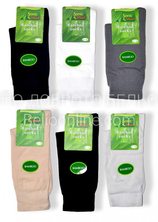 Бамбукови мъжки чорапи Sonik Mod