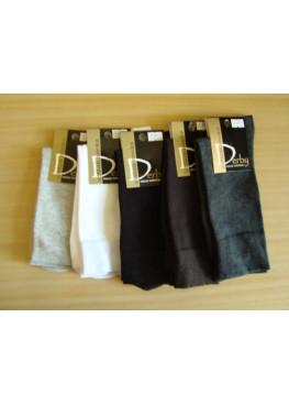 Мъжки къси памучни чорапи Дерби
