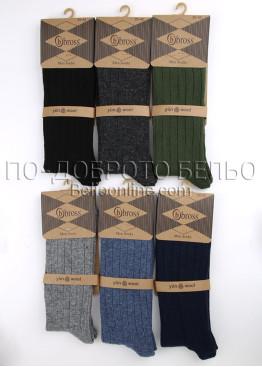 Мъжки вълнени чорапи Bross 6879