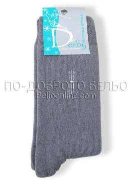 Мъжки ватирани  термо чорапи