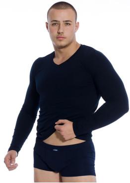 Мъжка тениска шпиц деколте In Side 033