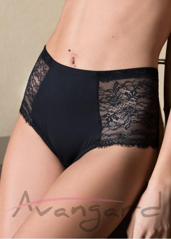 Дамски луксозни бикини Avangard A-422-1 черен