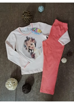 Детска пижама Иватекс с картинка 193