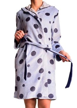 Дамски домашен халат Affect 0699