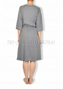 Дамски халат Иватекс 6170