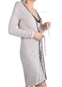 Дамски халат от модал 493