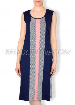 Лятна дълга рокля Иватекс 6397