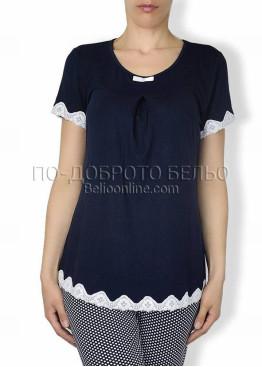 Дамска лятна пижама от модал 6264