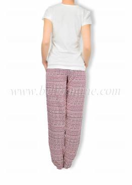 Дамско дълго долнище на пижама в  6060