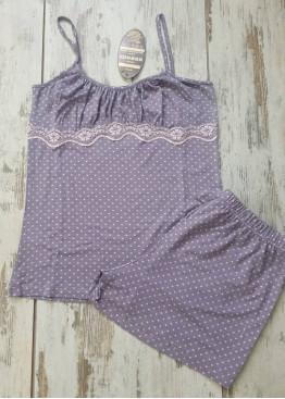 Дамска пижама модал 7108