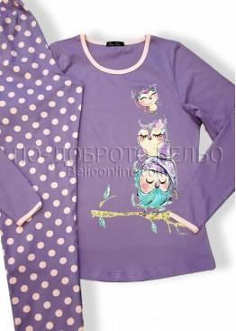 Дамска пижама Иватекс 7147