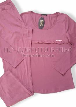 Дамска пижама Иватекс 7148