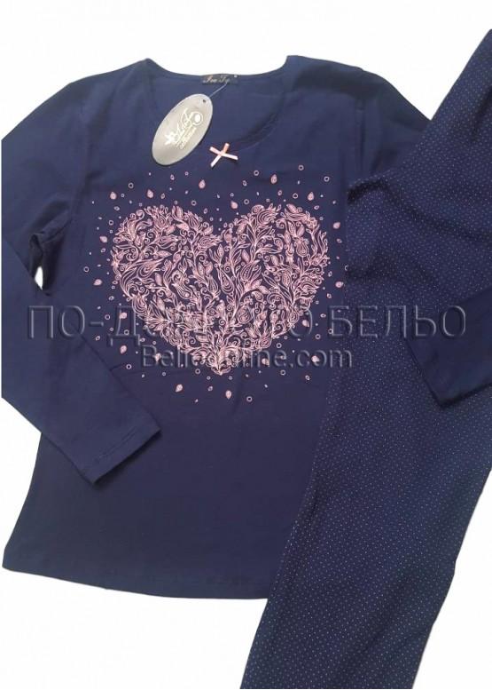 Дамска пижама Иватекс 7220