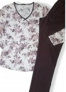 Дамска пижама Иватекс 7584