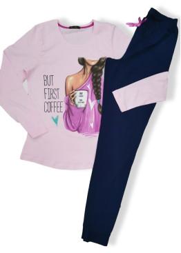 Дамска пижама Иватекс 7586
