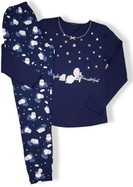 Дамска пижама Иватекс 7587